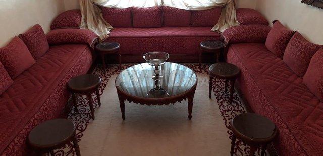 salon Marocain traditionnel  - 1