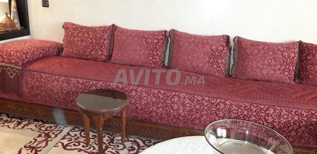 salon Marocain traditionnel  - 2
