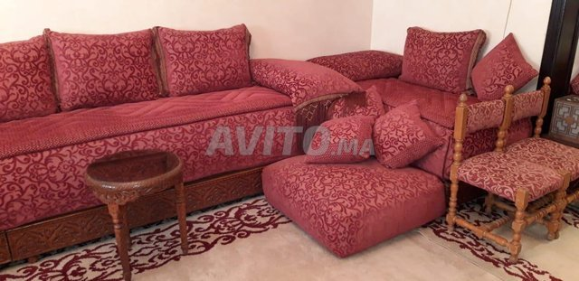 salon Marocain traditionnel  - 4