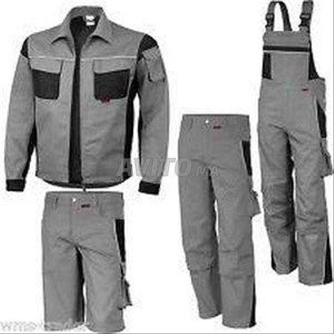 tenue de personnel BTP - 1