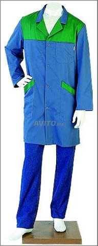 tenue de personnel BTP - 3