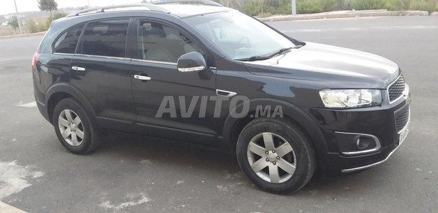 Voiture Chevrolet Captiva 2016 à casablanca  Diesel  - 9 chevaux