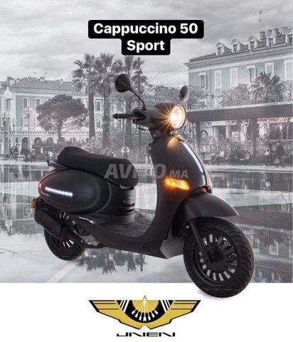 Vespa italienne cappucino Classe  - 5