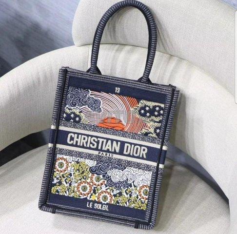 Dior Vertical Tote Sun bags  - 1