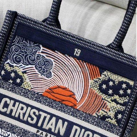 Dior Vertical Tote Sun bags  - 3