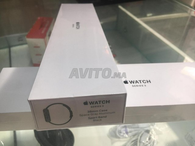 Apple Watch Serie 3 38mm - 3