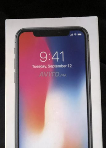 Iphone X 256 GB Gris Sideral 87 - 4