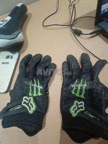 gants et coussin avec protège coussin - 1