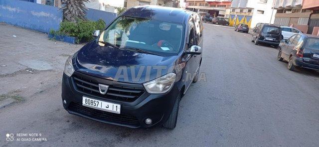 Voiture Dacia Dokker 2013 à el-jadida  Diesel  - 6 chevaux