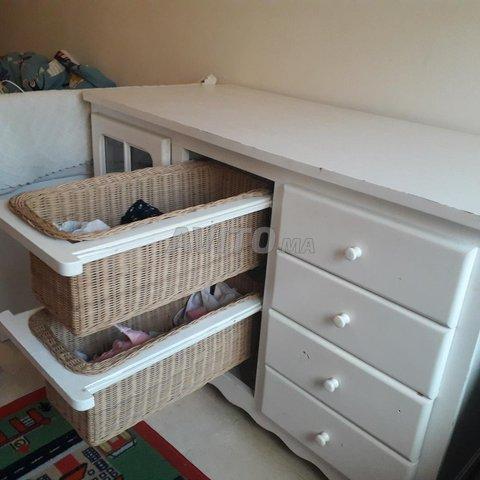 Commode et lit bébé jusqu'à 5 ans - 3