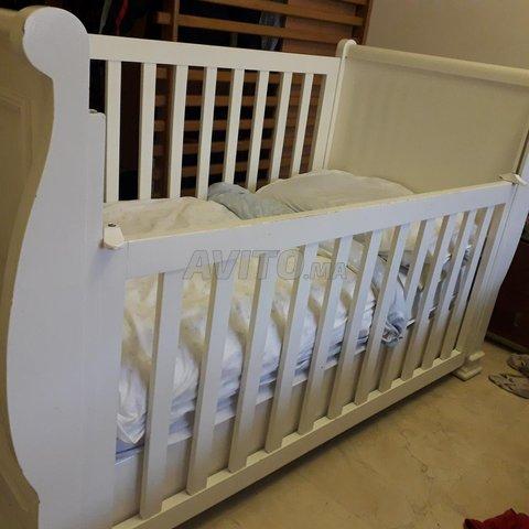 Commode et lit bébé jusqu'à 5 ans - 5