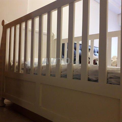 Commode et lit bébé jusqu'à 5 ans - 6