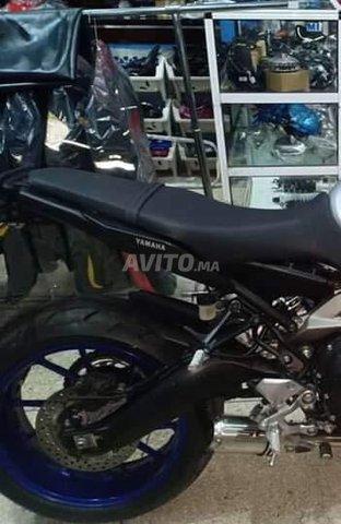 Moto mt 09 - 3