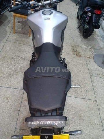 Moto mt 09 - 2