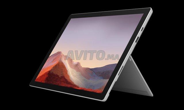 Microsoft Surface Pro 7 i5-1035G4 8G 256G-Azerty   - 4