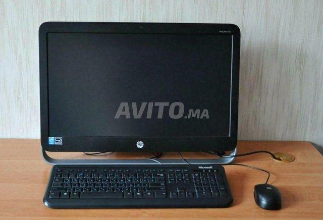 HP ProOne 400 i3 vPro 4GB 500 SSHD - 3
