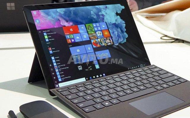 Microsoft Surface Pro 7 i5-1035G4 8G 256G-Azerty   - 1