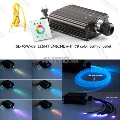 Cable fibre optique led rouleau 075mm 2700 mètres - 3