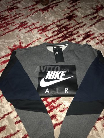 Pull Nike authentic taille S/M - 1