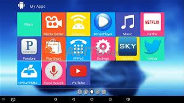tv box android  X96 - 3
