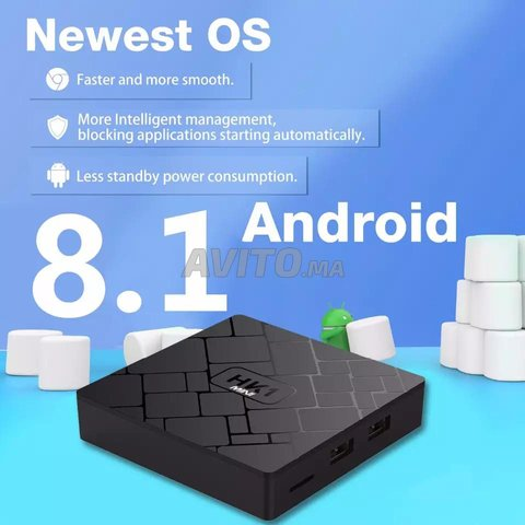 tv box android  X96 - 1
