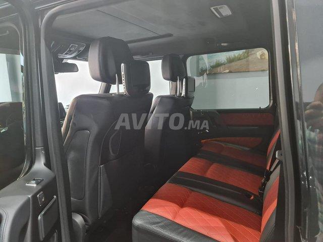 Class G 350 Diesel Pack AMG DESIGNO - 7