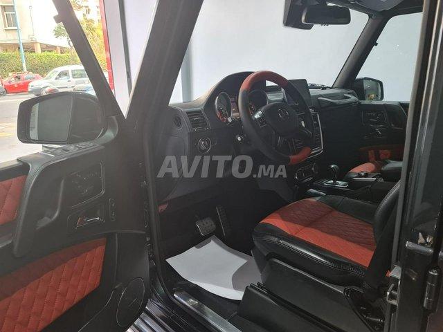 Class G 350 Diesel Pack AMG DESIGNO - 8