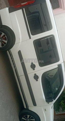 Voiture Fiat Doblo 2013 au Maroc  Diesel  - 5 chevaux