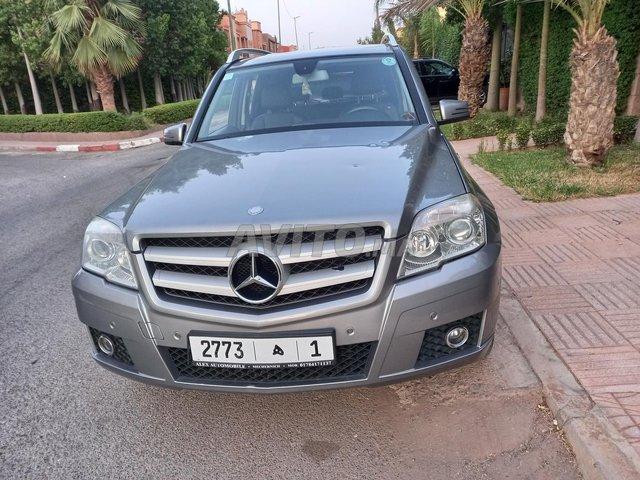 Mercedes GLK - 1