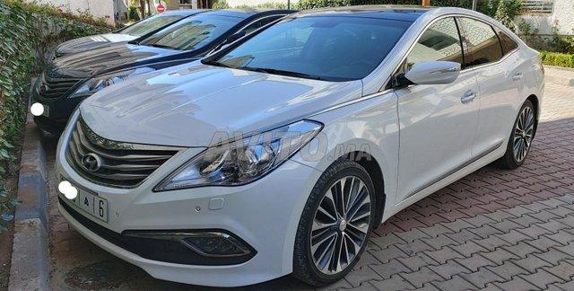Hyundai azera  - 2