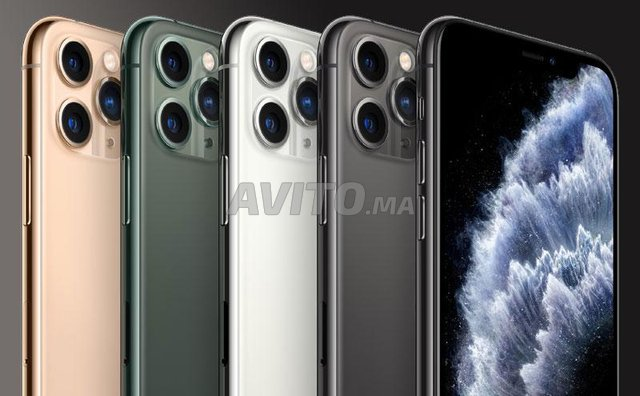 iPhone 11 Pro Max 256 G - 4