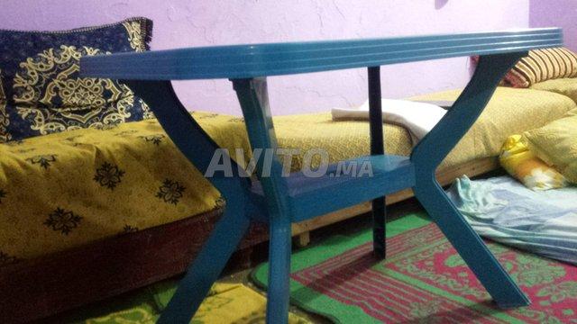Table en Plastique - 1