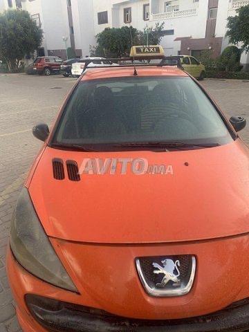 Voiture Peugeot 206 2012 au Maroc  Diesel  - 6 chevaux