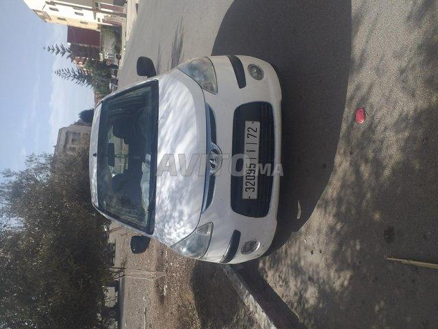 Voiture Hyundai I 10 2010 au Maroc  Essence  - 6 chevaux