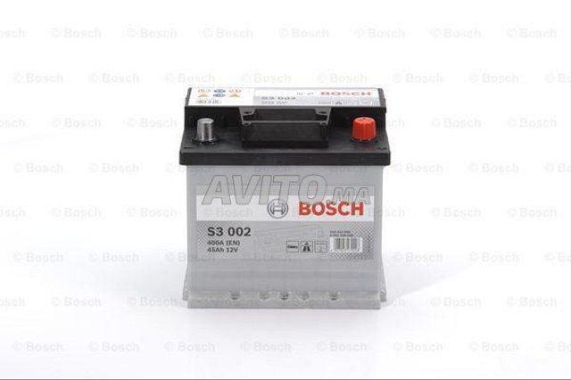 BOSCH-Batterie S3 45AH/400A - 1