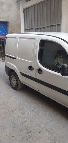 Voiture Fiat Doblo 2012 au Maroc  Diesel  - 18 chevaux