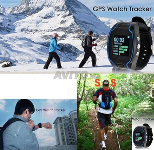 Traceur GPS - Enregistreur Audio - Micro Espion - 2