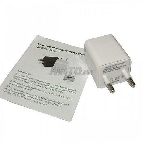 Traceur GPS - Enregistreur Audio - Micro Espion - 4