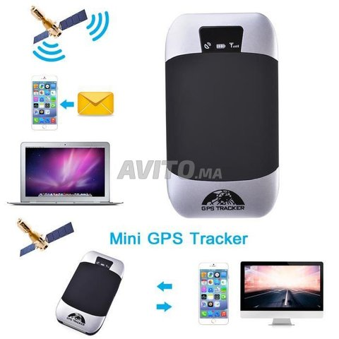 Traceur GPS - Enregistreur Audio - Micro Espion - 6