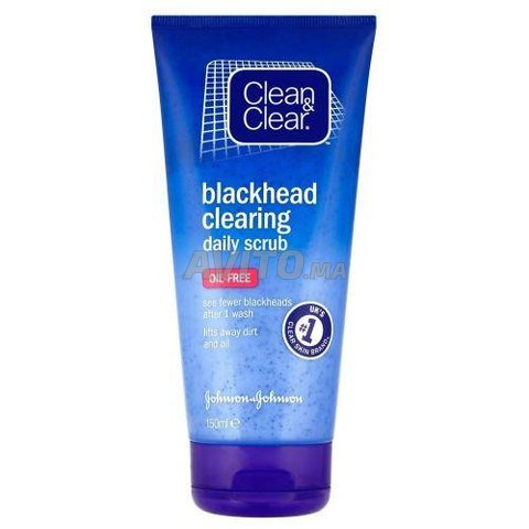 Clean & Clear Nettoyant exfoliant 150 ml - 1