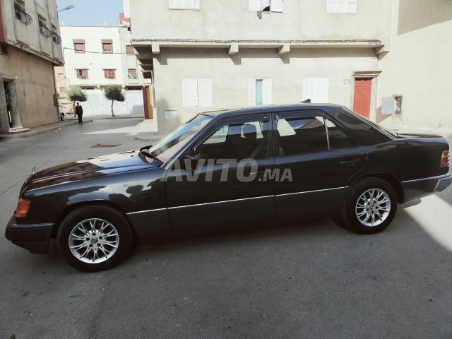 Voiture Mercedes benz R250 1992 au Maroc  Diesel  - 10 chevaux