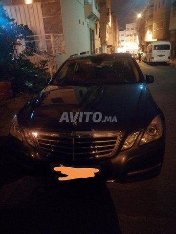 Voiture Mercedes benz R250 2011 au Maroc  Diesel