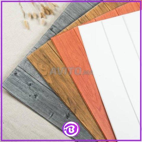 3D Auto-adhésifs Papier Peint Décoratif - 1