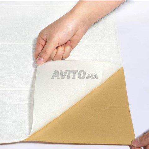 3D Auto-adhésifs Papier Peint Décoratif - 3