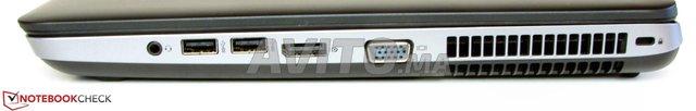 Hp probook g1 4ème 15 pouces Port serie comme neuf - 4