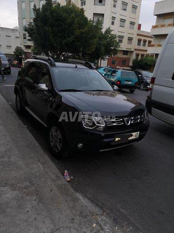 Voiture Dacia Duster 2016 au Maroc  Diesel  - 6 chevaux