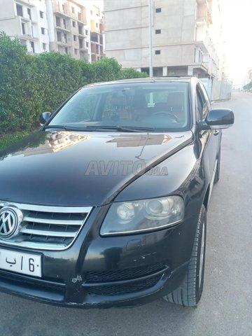 Voiture Volkswagen Touareg 2006 au Maroc  Diesel  - 12 chevaux