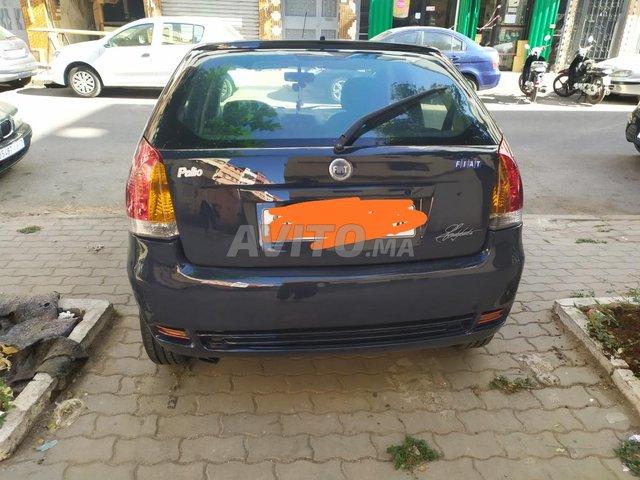 Voiture Fiat Palio 2006 au Maroc  Diesel