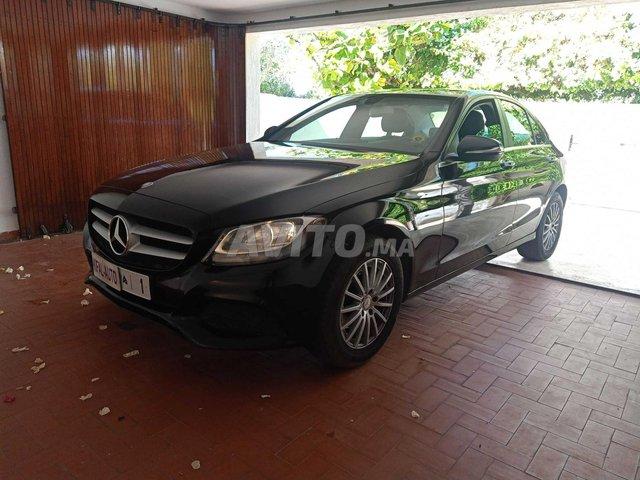 Voiture Mercedes benz Classe c 2014 au Maroc  Diesel  - 6 chevaux