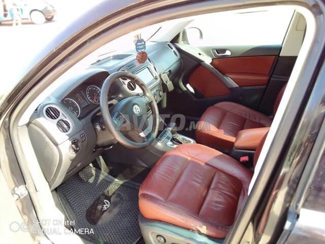 Voiture Volkswagen Touareg 2009 au Maroc  Diesel  - 8 chevaux
